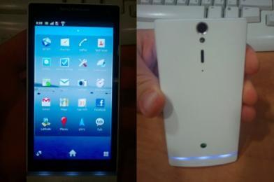 D�tails sur les futurs Sony Ericsson LT22, LT26 et ST25
