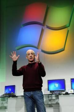 Microsoft d�voile une 1�re version de Windows Huit