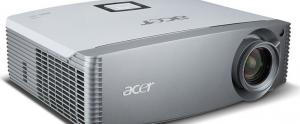 Acer annonc� son vid�o-projecteur H9500 Full HD
