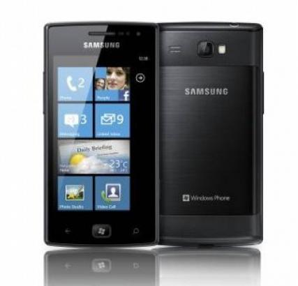 Orange: Samsung Omnia W