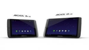 Archos: 1er sur les tablettes android