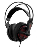 SteelSeries Diablo III : casque rouge sang