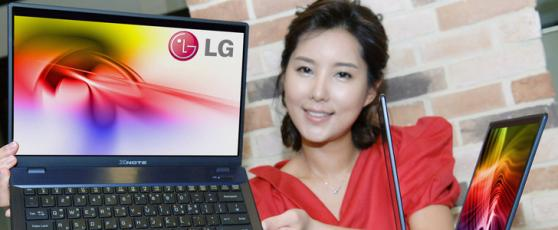 LG lance son X-Note en Cor�e du sud