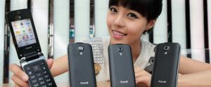 Samsung lance un t�l�phone basique en Cor�e du sud