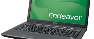 Epson lance 3 Notebooks Endeavor au Pays du Soleil Levant