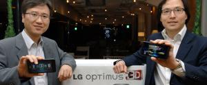 LG lance son Optimus 3D en Cor�e + 3 jeux 3D gratuits