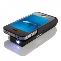 Etui pico-projecteur pour les iPhone 4