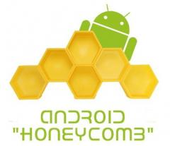 Android 3.2 Honeycomb cet �t�