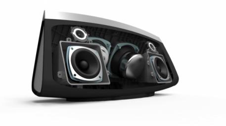 Altec inAir 5000: enceinte Airplay haut de gamme