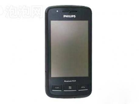 Philips X622: mobile original � l�autonomie pharaonique
