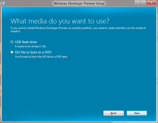 Windows 8: 11 clics + 19 min pour l'installer