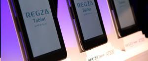 Toshiba reporte le lancement de sa Tablette Android 3.1 Regza AT300 au Japon