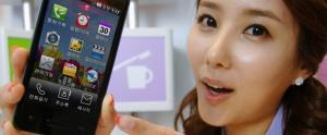 LG lance Easy Home pour ses Smartphones Coréens