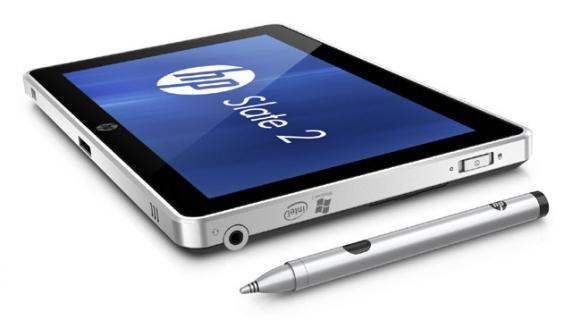 Prix pour la HP Slate 2 dans nos contres