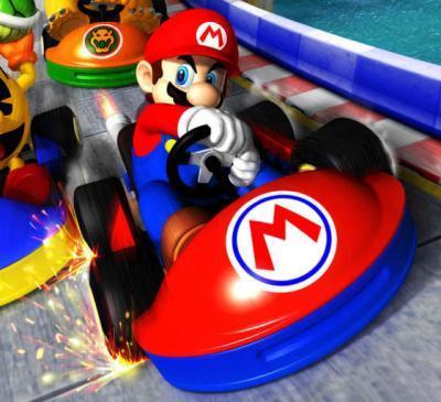 Mario Kart 7 pousse la 3DS davantage vers le haut