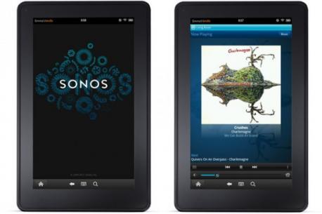 Sonos se lance sur les tablettes Android