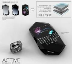 Un concept de BlackBerry qui devine votre humeur