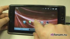 Vers un Huawei S7 dot� d�un �cran tactile capacitif ?