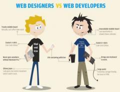 Les diff�rences entre les web d�veloppeurs et designers