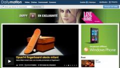 Un record d'audience pour le site Dailymotion
