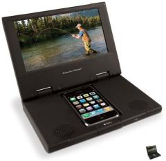 Hammacher Schlemmer pr�sente l�iPhone Screen Enlarger