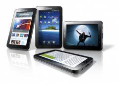 Samsung esp�re vendre 1 million de Galaxy Tab cette ann�e