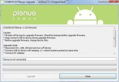 [Tuto simplifi�] Mise � jour Firmware 1.52 Beta du Cowon D3 -> Android 2.3.3