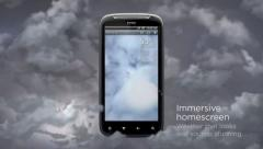 Une vido de promotion pour le HTC Sensation avec Android 