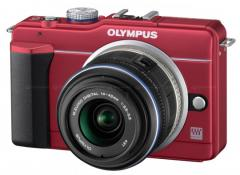 L' Olympus E-PL1s