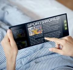 Le futur de nos écrans de téléphone