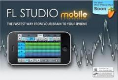 FL Studio disponible sur Iphone et Ipad