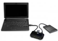 LaCie pr�sente le Hub4 USB 3.0