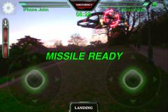Un premier jeu pour l'AR.Drone !