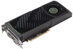 Nvidia pr�sente le GTX 580