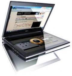 La double tablette Iconia, d�Acer, a 2 �crans sans clavier