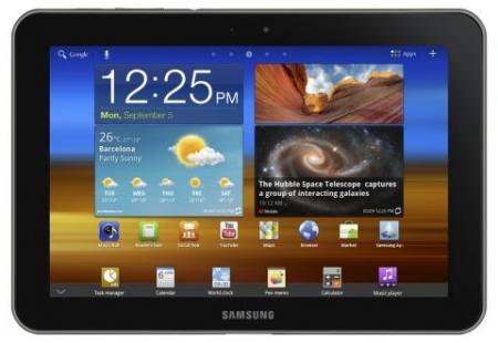 IFA: Le Galaxy Tab 7.7 de Samsung