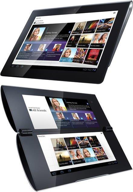 Sony lance ses nouvelles tablettes: S�rie S et P