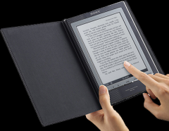 Sony veut s�imposer sur le march� des eBook readers au Japon
