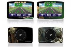 Des GPS aux couleurs de Star Wars chez le constructeur TomTom