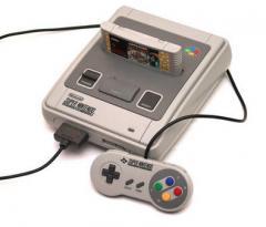 La Super Nintendo f�te ses 20 ans