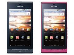 Toshiba REGZA Phone T-01C.