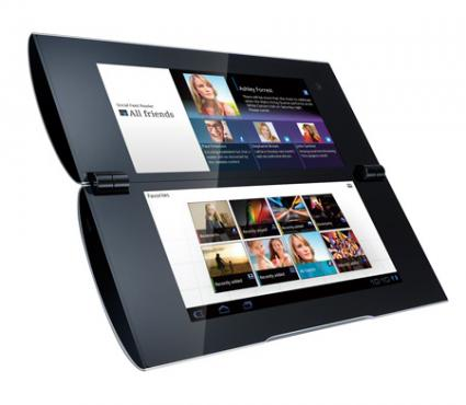 IFA Le Sony Tablet P