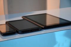 Une vid�o des tablettes Acer sous Android