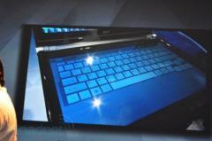 Acer Iconia, concurrent du Toshiba Libretto