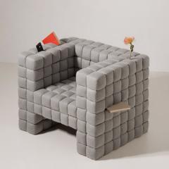 Un fauteuil pour tout ranger ou presque