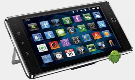 Pseudo Beetel Magiq II, nouvelle tablette sous Android