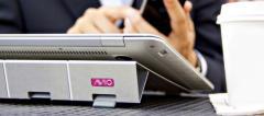 Support ultra-fin pour votre PC portable