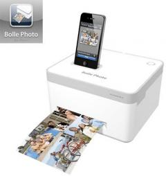 Une imprimante pour l'iPhone