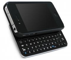 Un clavier en slide pour votre iPhone chez la firme BoxWave
