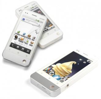 iriver Vanilla: smartphone avec Android